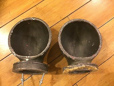 Vent Scoop Dorade Funnel Ship Boat Cadt Iron Nautical