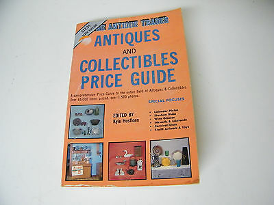 Vintage 1989 The Antique Trader 6th Edition Antiques & Collectibles Price Guide