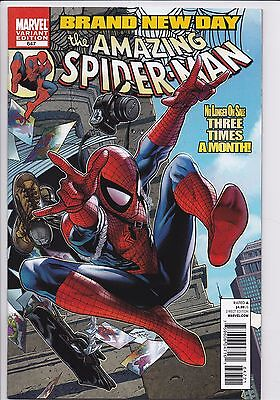 The Amazing Spider-Man #647 McNiven Variant Cover 64 Pages