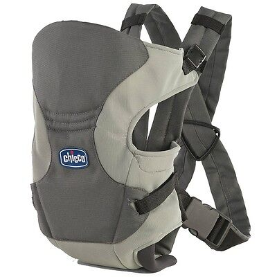 Chicco Go Baby Carrier in Moon, Infant Sling Wrap with Support