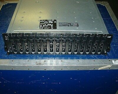 Dell PowerVault MD3000 Hard Disc Array  10 x 1tb SAS, 2 x controller, 2 x power
