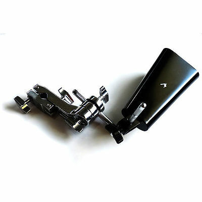 "7"" Cow Bell and Drum Kit L Arm Accessory Mounting Clamp Package DP Percussion"