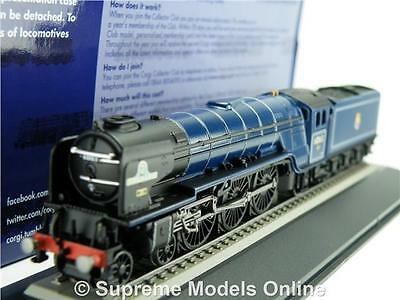 Br 4-6-2 Peppercorn St97901 Tornado Legends Model Corgi Steam Train 1:120 T4Z