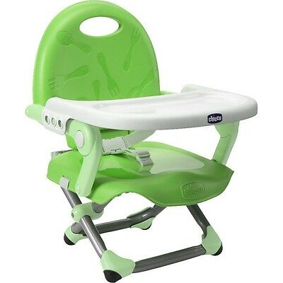 Chicco Pocket Snack Booster Lightweight & Compact Folding Baby Seat