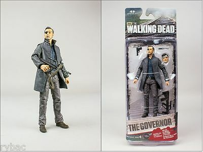 THE WALKING DEAD TV SERIES 6 GOVERNOR ACTION FIGURE NEW/UNOPENED McFARLANE TOYS