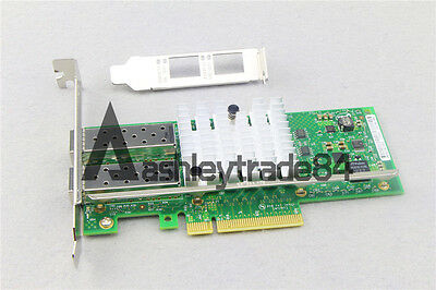 Intel E10G42BFSR Ethernet Server Adapter 10Gbps Dual Port PCI-E X520-SR2
