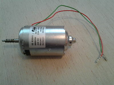 Electric DC Motor 24 Volts