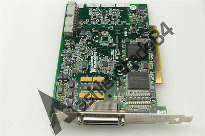 National Instruments NI PCI-6224 High speed AD acquisition card DAQ Card Tested