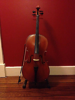 1/4 Andreas Eastman cello