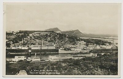 Curacao View of St Anna-bay to Potsdam MiNr 95