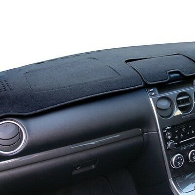 SCA Dashmat - Suits Subaru Forester/Impreza 2007-2012 , Black, 763