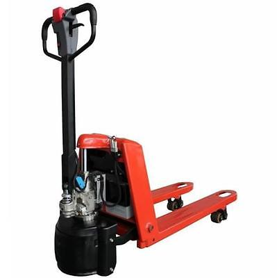Ep Electric Hand Pallet Truck Manual Lift Electric Drive 1500Kg