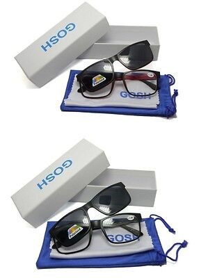 2 in 1 Reading Glasses with Magnetic Polarised Sun Readers+1.0+1.5+2.0+2.5 SR44
