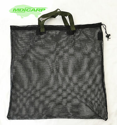 "MDI Carp Drawcord Air Dry Boilie bag 24"" x 24"" (60x60cm) with carry case"