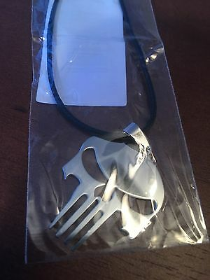 Marvels The Punisher Necklace New In Package