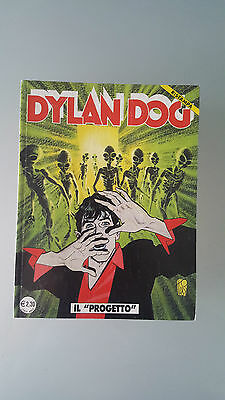 dylan dog ristampa 176 il progetto