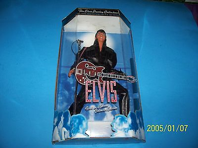 Elvis Presley Barbie Doll..new!!  Great Item! `68 Special Black  Outfit