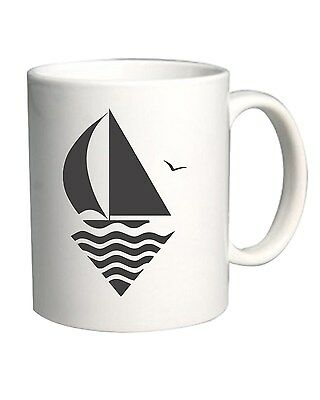 Tazza 11oz FUN0830 boating decal 44  67320