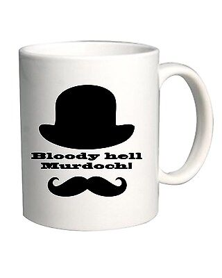 Tazza 11oz OLDENG00194 murdoch mysteries brackenreid
