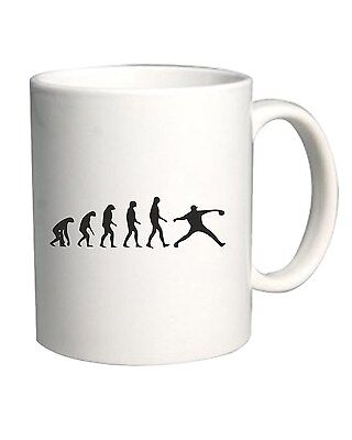 Tazza 11oz SP0010 Baseball Evolution Maglietta