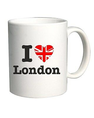 Tazza 11oz T0173 I LOVE LONDON