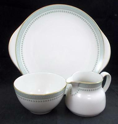 Royal Doulton BERKSHIRE 3 Piece Assortment TC1021 GOOD CONDITION