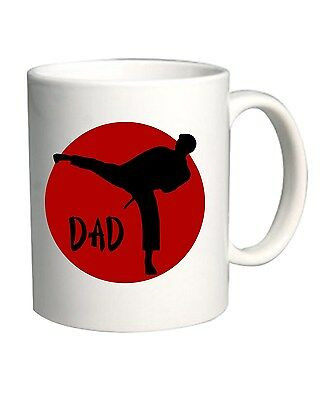 Tazza 11oz TAM0020 dad karate