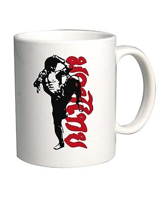 Tazza 11oz TBOXE0033 Muay Thai Fighter