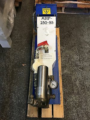 PRO FORMANCE PUMPS HIGH PRESSURE COOLANT SYSTEM, MHP-250-S5, 260 psi 8 gpm