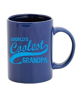 Tazza 11oz OLDENG00372 worlds coolest grandpa