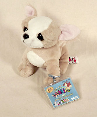 Webkinz CHIHUAHUA - WITH UNUSED CODE HS 104- NEW (2 to Sell)