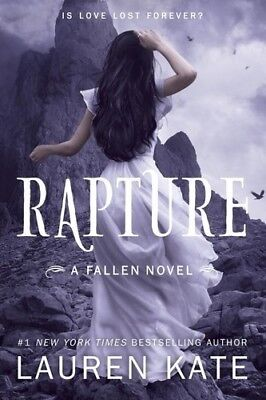 Rapture  Lauren Kate 2013, Book