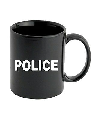 Tazza 11oz TM0541 police