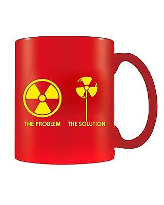 Tazza 11oz T0889 teh problem the solution ecologia fun cool geek