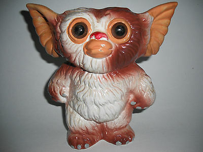 """The Gremlins Movie Official Wb Warner Brothers 6"""" Ceramic Gizmo Piggy Bank 1984"""