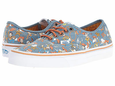 Vans Authentic Toy Story VN0A348AM4Z Woody True White 100% Authentic Brand New
