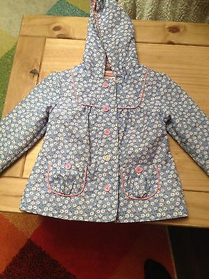 Girls Age 2 To 3 Light Weight Coat Jacket TU sainsburys. Excellent Condition.