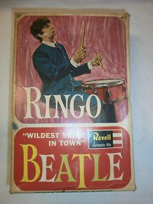 Revell The Beatles Ringo Wildest Skins In Town Model Kit Complete Boxed Unmade