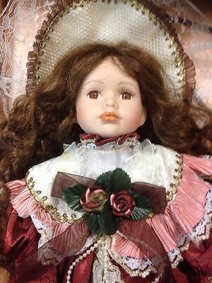 Topp Collection Porcelain Doll - No Box