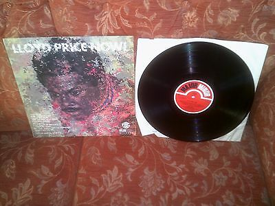 Lloyd Price Now ! Rare EX 1969 A-1L B-1L 1st UK Major Minor SMLP 57