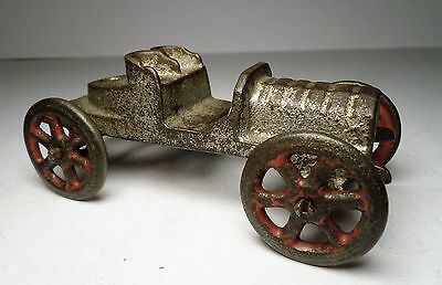 EARLY KENTON CAST IRON TOY OPEN Racer Car Roadster Hubley Dent Williams