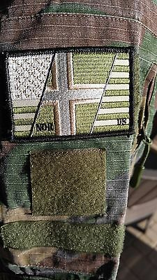 Morale Patch Norway/USA