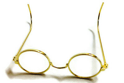 18 Inch Doll Glasses Wire Rimmed Eyeglasses Sized for American Girl Dolls