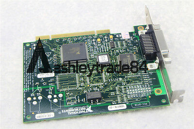 National Instruments NI PCI-GPIB IEEE488.2 Big DAQ Card Tested