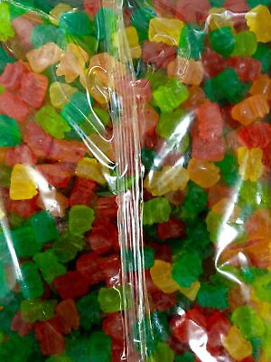 NEW Oily Gummi Bears - 1kg Party Supplies Occasion Birthday Christmas