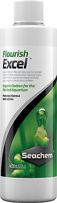 Seachem Flourish Excel 500ml Liquid Carbon Aquarium Plants Fertiliser
