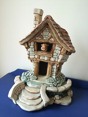Pendelfin House, Very Large, 1950's Vintage Collectable