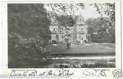 Kintbury Nr Hungerford The Vicarage PPC by Righton Used 1904
