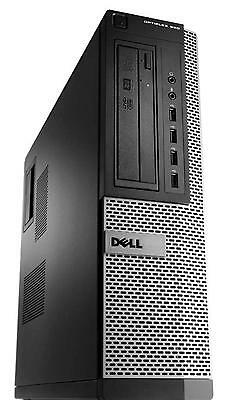 Dell Optiplex 990 Desktop Core i7 2600 QUAD 3.4GHz 8GB 500GB HDD DVDRW Win 7