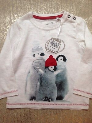 Boy's Top Age 9-12 Months New Item With Tag